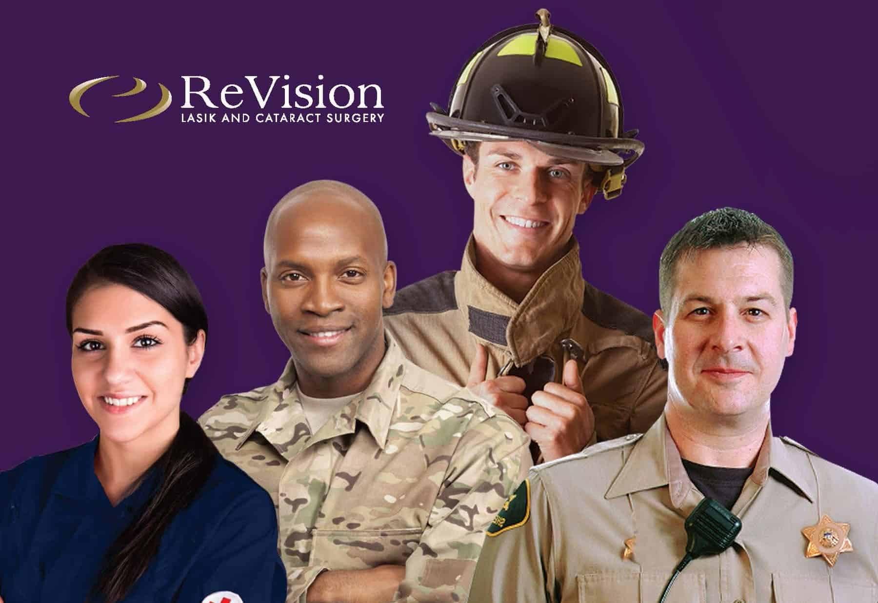 ReVision Gives Back