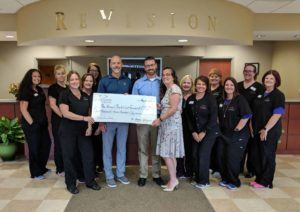 ReVision Gives Back Visual Bucket List Foundation