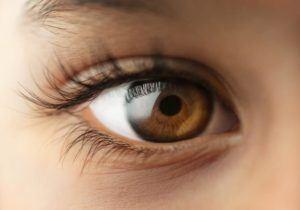 Contact lens eye health