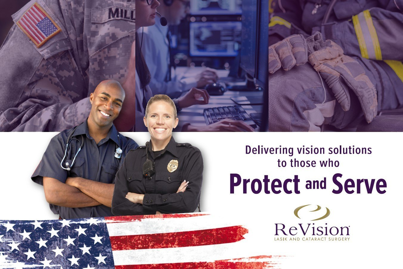 ReVision First Responder Program