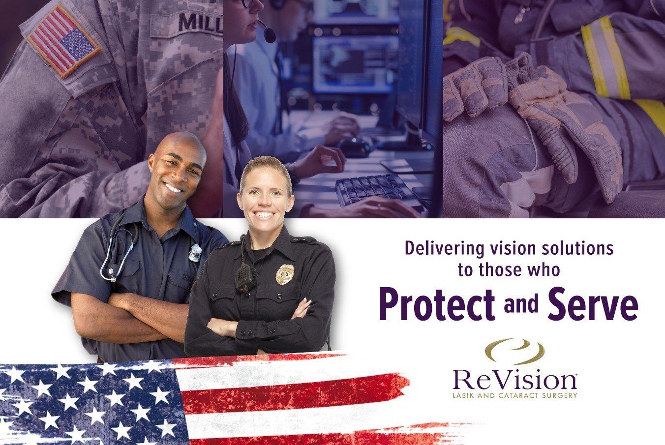 ReVision First Responder Program
